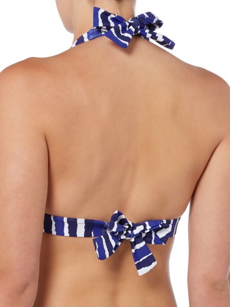 Dickins & Jones Painted Stripe Bikini