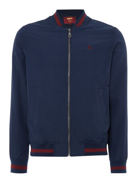 Merc Navy Monkey Jacket