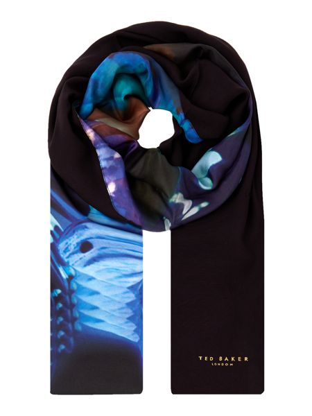 Ted Baker Milae butterfly collective split scarf