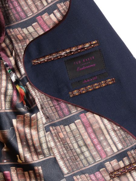 Ted Baker Puddit Flannel Suit