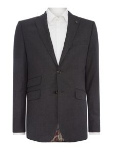 Ted Baker Puddit Flannel Suit Jacket