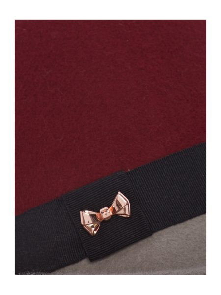 Ted Baker Tyli mini bow detail trilby
