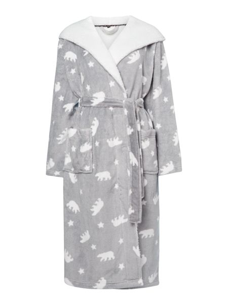 Therapy Polar Bear Robe