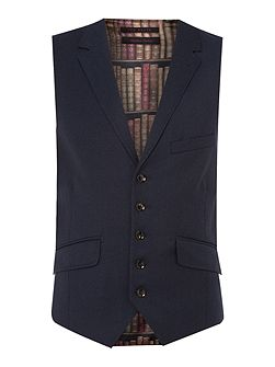 Pudway Puddit Flannel Waistcoat
