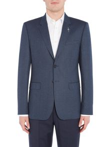 Ted Baker Twijak The Commuter Herringbone Suit