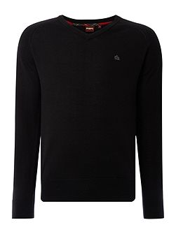 Conrad V-Neck Jumper