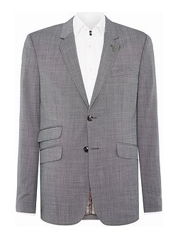 Skiper Subtle Check Suit