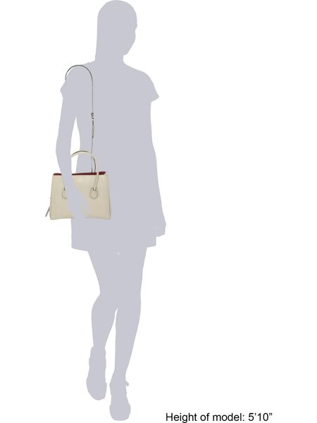 Coccinelle Celly neutral ew tote bag