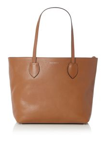 Coccinelle Rika tan tote shoulder bag