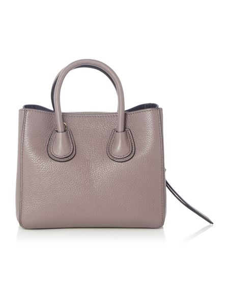 Coccinelle Celly taupe mini tote bag