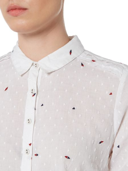 Dickins & Jones Tai Textured Shirt