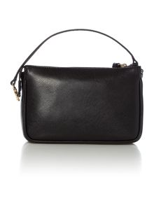 Coccinelle Black crossbody pouch