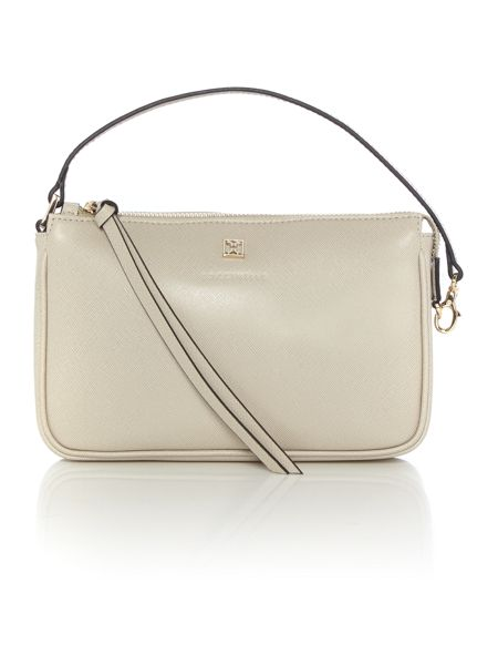Coccinelle Neutral cross body pouch