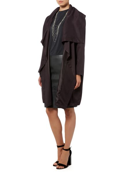 Gray & Willow Vida waterfall parka