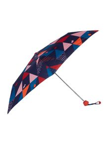 Radley Mini telescopic triagonal umbrella