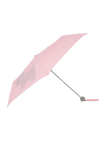 Radley Mini telescopic sneaky peek umbrella