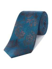 Ted Baker Floral Jacquard Tie