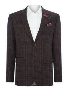Ted Baker Spiral Check Jacket