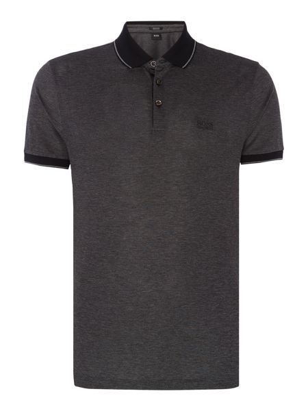 Hugo Boss Prout Regular Fit Mercerised Pique Polo Shirt