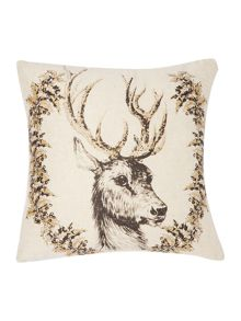 Linea Stag cushion
