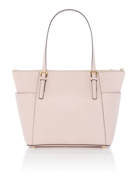Michael Kors Jetset item pink tote bag