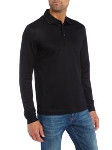 Hugo Boss Pickell Regular Fit Mercerised Pique Polo Shirt