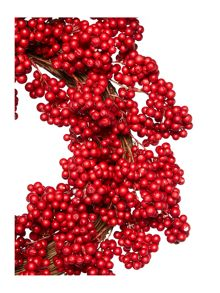Linea Red berry wreath