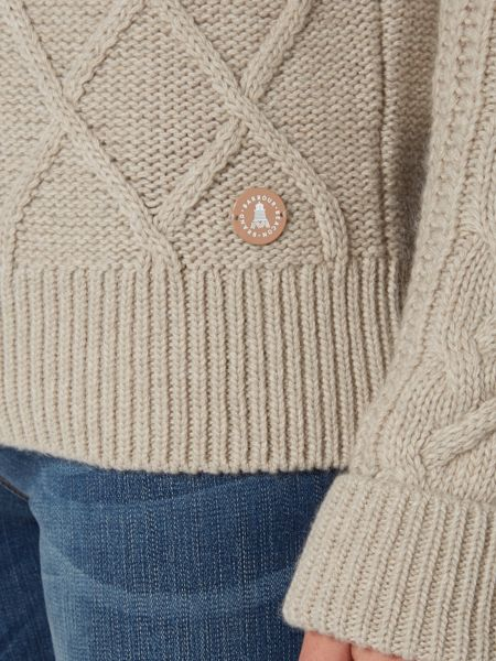 Barbour Tidewater cashmere mix knit