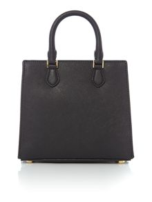Michael Kors Bridgette black small cross body bag