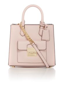 Michael Kors Bridgette pink small cross body bag