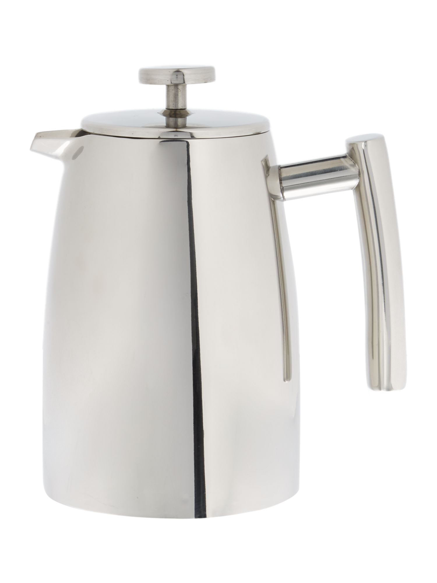 Linea 6 cup double wall coffee plunger
