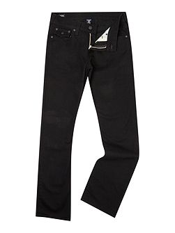 Ricky Straight Fit with Flap Midnight Blue Jean