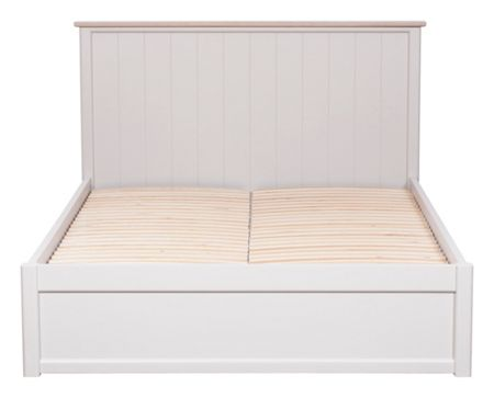 Linea Aurelia 135cm double storage bed