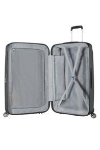 Samsonite Starfire graphite 8 wheel 75cm large suitcase