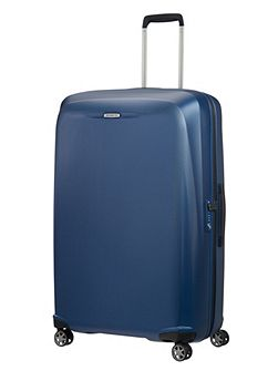 Starfire blue 8 wheel 82cm extra large case