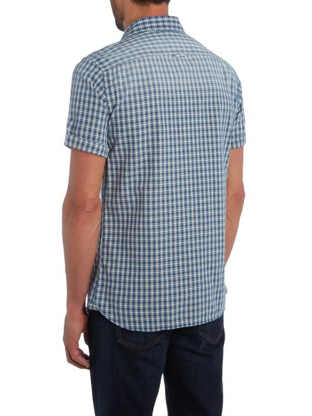 Jack & Jones Checked Short Sleeve Shirt