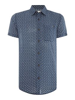 All Over Print Short Sleeve Shirt