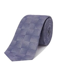 Hugo Boss Graphic Print Tie
