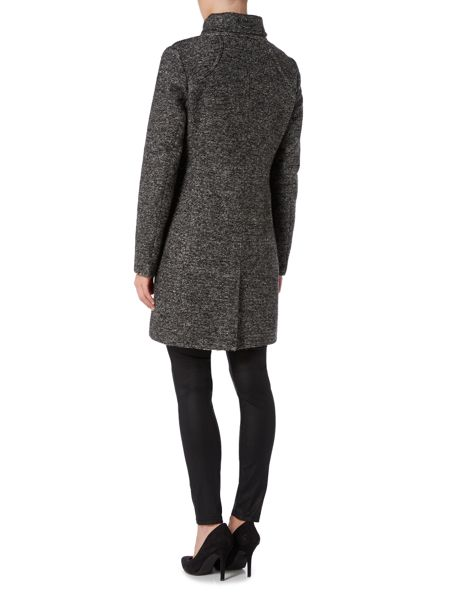 Hugo Boss Okirana4 textured coat