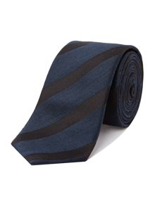 Hugo Boss Diagonal Stripe Tie