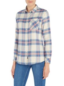 Barbour Tidewater check shirt