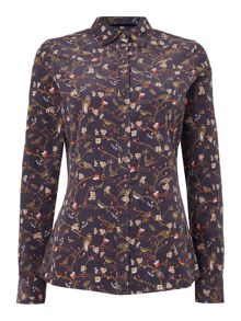 Barbour Bleaklow printed shirt