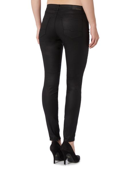 Hugo Boss Florida J10 skinny jean in black