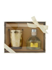 Linea Cinnamon & ginger mini gift set