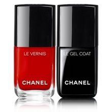 CHANEL LE DUO VERNIS LONGUE TENUE Nail Polish & Gel Duo