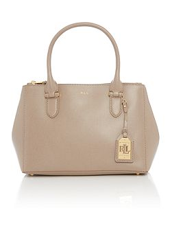 Neutral Porchini Medium Newbury Tote