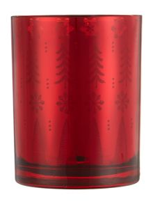 Linea Winter berries candle