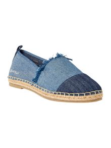 Seafolly Walk about wanderlust espadrille