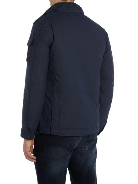 Duck and Cover Radical contemporary field jacket