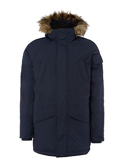Arctic cold weather parka